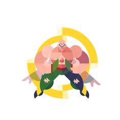 Um fãincontestável do famoso mangá Dragon Ball Z, o designer tailandês…