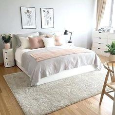 Image result for grey blush bedroom