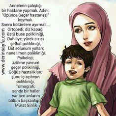 anne sözleri / baba / evlat / oğul / aile / resimli / sözler
