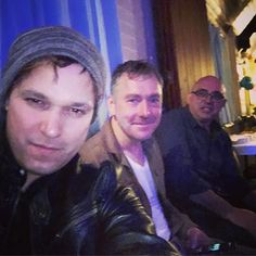 Chilling before kicking off todays gig in Leicester :) #goodtimes #oliverseanband #livemusic #twitter