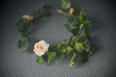 Emily and Ben tied the knot on Friday July 2014 at Notley Tythe Barn in Oxfordshire. Ivy Flower, Ivy Rose, Wedding Car, Crown Hairstyles, Wedding Hair Accessories, Pretty In Pink, Wedding Flowers, Floral Wreath, Shabby Chic