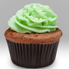 cupcake frosting techniques | ... resist the pairing of mint and chocolate, this cupcake is for you