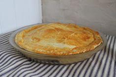 Bill Granger's Chicken and Mushroom Pie