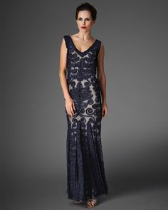 Paloma Tapework Full Length Dress - and it is in the sale!!!