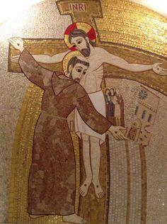 .stigmata Francis Of Assisi, St Francis, Society Of Jesus, Patron Saints, Christian Art, Religious Art, Pictures To Draw, San Francisco, Art Drawings
