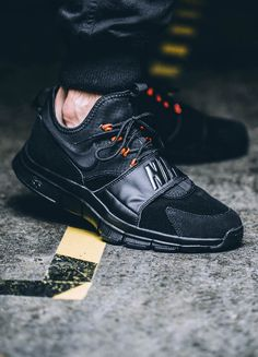 huge discount 13709 2bf7f Black amp orange nike sneakerfashion smooth Skate Wear, Street Outfit,