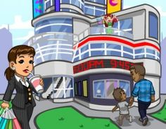 Guide to the CityVille Premium Business Mall