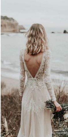 - Cotton Lace Open Back Bohemian Wedding Dress . Lisa - Cotton Lace Open Back Bohemian Wedding Dress .Lisa - Cotton Lace Open Back Bohemian Wedding Dress . Lisa Lace Bohemian Wedding Dress Cotton Lace with OPEN BACK Wedding Dress Trends, Bohemian Wedding Dresses, Dress Wedding, Wedding Ideas, Wedding Venues, Wedding Planning, Evening Dresses For Weddings, Bohemian Weddings, Trendy Wedding