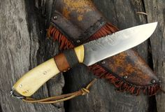 North river customs knife