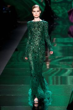 Smartologie: Monique Lhuillier Fall/Winter 2013 - New York Fashion Week