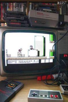 Super Mario Bros. 3 on NES