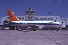 Luxury Jets, Passenger Aircraft, Airplanes, South Africa, Nostalgia, African, History, Planes, Historia
