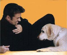 GEORGE AND HIS DOG
