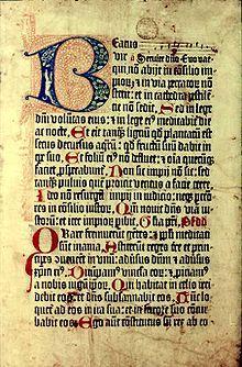 Le Vatican et la faculté d'Oxford s'associent pour numériser 1,5 millions de pages de manuscrits et incunables