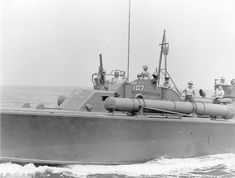 PT Boats of World War II