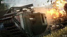 Wallpaper Battlefield 1 - EA & DICE. #Shooter #Games #VideoGames #Action #Battlefield1 #DICE #EA