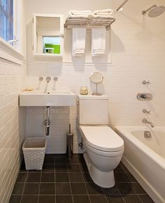 6 Ways to Make Your Tiny Bathroom Feel Larger