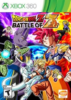 Dragon Ball Z Battle of Z  Xbox 360 >>> Want to know more, click on the image.Note:It is affiliate link to Amazon.