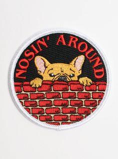 NOSIN' AROUND PATCH