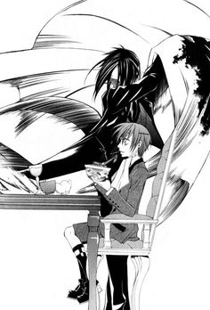 Kuroshitsuji 1 página 34 - Leer Manga en Español gratis en NineManga.com