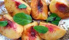 Grilled Cinnamon and Sugar Peaches, and other camping recipes to cook in foil