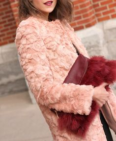 All the (faux) fur