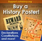 "This is an ad-supported website, sponsored by the non-profit Independence Hall Association whose mission is to educate the public about the Revolutionary and Colonial eras of American history.  At the site, you'll find a free virtual textbook of American history from Pre-Columbian to the New Millennium, including an entire section on ""The New England Colonies"""
