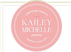 love this logo. simple, clean, yet romantic Event Logo, Wedding Photos, Wedding Ideas, Brand Inspiration, Design Research, Party In A Box, Business Branding, Design Crafts, Gold Wedding