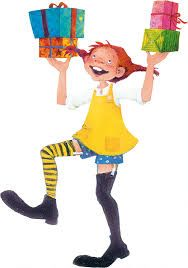 Bildergebnis für pippi langstrumpf geburtstag Pippi Longstocking, All Holidays, Gnomes, Elves, Picture Quotes, Paper Dolls, Illustration, Witch, Fairy