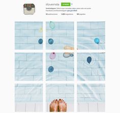 Cómo hacer una foto de fotos en instagram