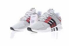 best website f197b 88052 Adidas x Overkill EQT Support ADV Coat of Arms White Black Red BY2939