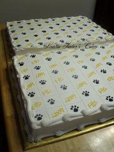 Graduation cake ... cool