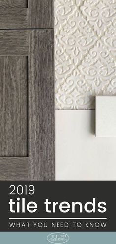 2019 Tile Trends - What You Need to Know! With any build, renovation, or remodel, timing is everythi Best Kitchen Design, Interior Design Kitchen, Modern Interior Design, Modern Decor, Mid-century Modern, Interior Decorating, Asian Interior, Modern Asian, Decorating Ideas