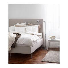 BEKKESTUA Bed combination IKEA If you read or watch TV in bed the soft headboard is comfortable to lean against.