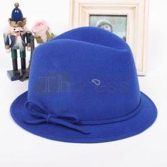 Wool jazz hat Bowler Hat, Jazz, Baseball Hats, Wool, Fashion, Moda, Baseball Caps, Fashion Styles, Jazz Music
