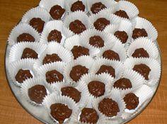 Mini Desserts, Dessert Bars, Dessert Recipes, Gluten, Energy Bars, Food For A Crowd, Christmas Candy, Rice Krispies, Truffles