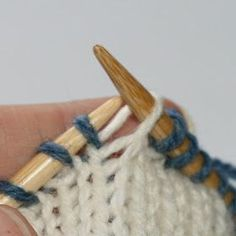 "Pin It    Anyone who knows me in a "" knitterly "" way, knows that I *love* knitting in the round. There's something very zen about being able..."