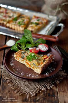 Veggie-Quiche / овощной киш