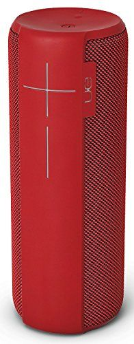UE MEGABOOM Wireless Bluetooth Speaker, Lava Red (984-000484) (Certified Refurbished)  UE MEGABOOM is a portable wireless speaker on steroids. Blast freakishly amazing 360-degree sound with deep, heart-pounding bass-everywhere you go. This Certified Refurbished product is tested and certified by the manufacturer or by a third-party refurbisher to look & work like new, with limited to no signs of wear. The refurbishing process includes functionality testing, inspection, reconditioning..