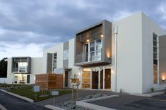Multi-Use Commercial Exterior Cladding Bespoke Architecture