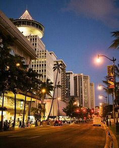 ♥♥Kalakaua Ave...Honolulu