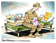 Happy mother's day to all the deployed and active duty mommies. Cartoon Mom, Cartoon Pics, Military Mom, Military Female, Military Salute, Military Deployment, My Marine, Marine Corps, Support Our Troops