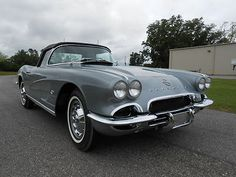 Chevrolet : Corvette Fuelie Convertible 1962 CHEVR - http://www.legendaryfinds.com/chevrolet-corvette-fuelie-convertible-1962-chevr/