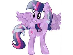 Crystal Twilight- possibly my favourite variation of her! =P