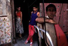 CUBA. Havana. 2002. Havana Centro. Alex Webb