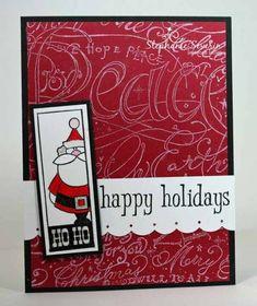 FS111 ~ Ho Ho Happy Holidays