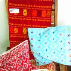 Mayan tapestries