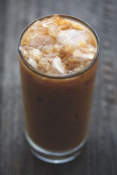 Vietnamese Iced Coffee from HonestlyYUM