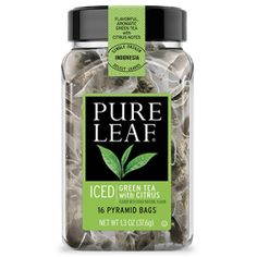 Watch the tea leaves of our Gunpowder Green tea unfurl as they release their crisp, refreshing flavor, while bringing out the bright and zesty citrus flavors. Our iced green tea with citrus tea bags are delicious and refreshing.