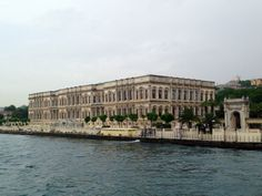 #DolmabahcePalace, Views from a #BosphorusCruise, #Istanbul, #Turkey,  #AncientCivilizationsAdventure, May 2014
